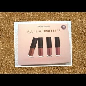 Bare Minerals All that Matters Lipset